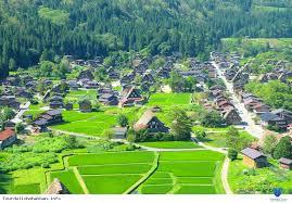 Tới Nhật Bản thăm làng cổ, nơi bộ truyện Doraemon ra đời