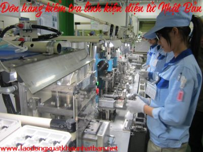 Bao đỗ nữ kỹ sư điện, điện tử, CNTT đi Nhật – đơn hàng kỹ sư điện, điện tử, CNTT không tiếng