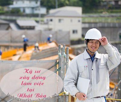 Kỹ sư xây dựng Nhật Bản tuyển 5 kỹ sư đơn hàng kỹ sư xây dựng làm việc tại Chiba – Nhật Bản